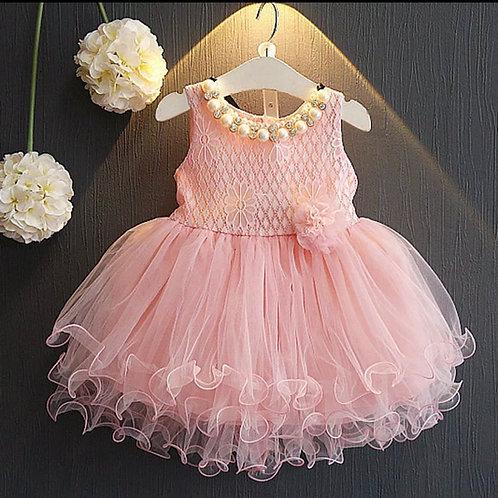 'Layla' Kids party Dress