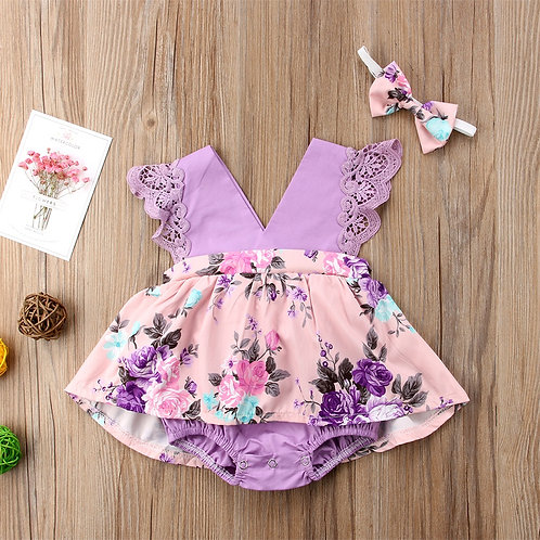 molly dress romper C