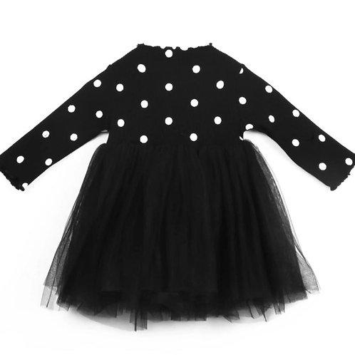 Mya Dress black