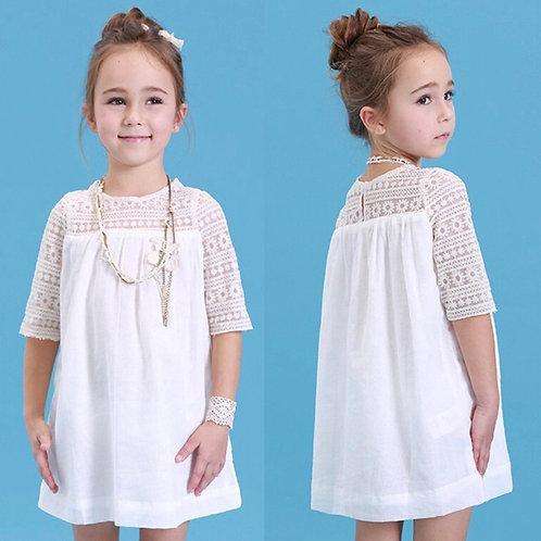 'Maya' kids Lace Dress