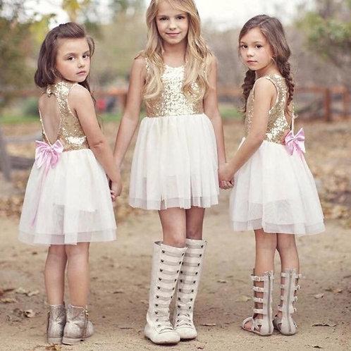 'Arianna' girls Party Dress