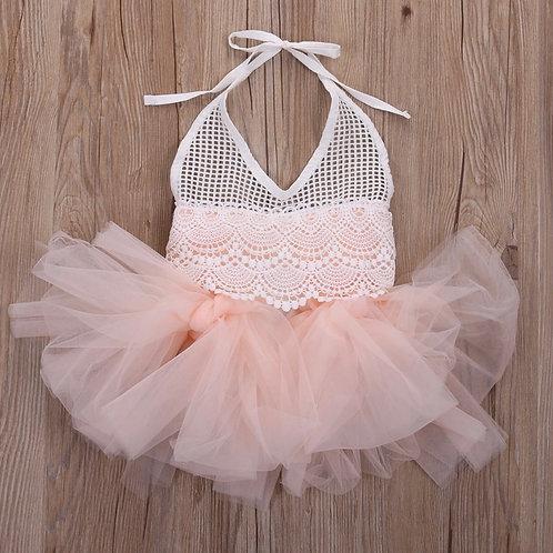 Newborn tutu dress