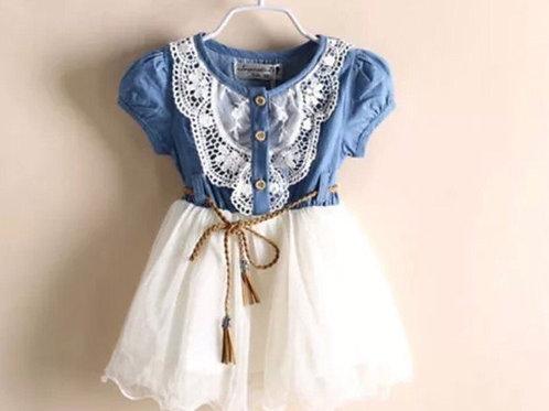 'Rebecca' girls Dress
