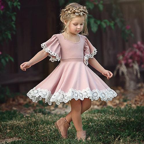 pink poppy Girls Dress