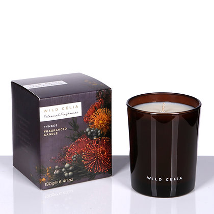 African Botanics Jo Malone Neom Organics Luxury Botanical Natural Non-GMO Soya Wax Home Fragrance Fynbos Vegan Candle