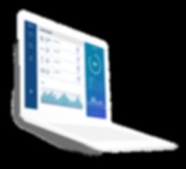 Illustrated Laptop - Web Design