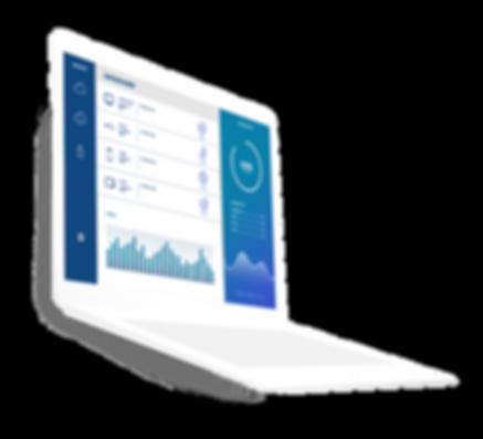 illustriert Laptop