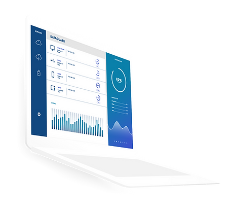 Illustrated Laptop