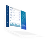 ordinateur portable illustré