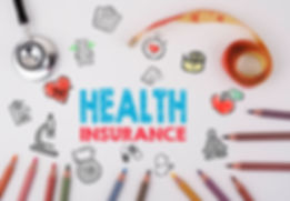 Health insurance concept. Healty lifesty