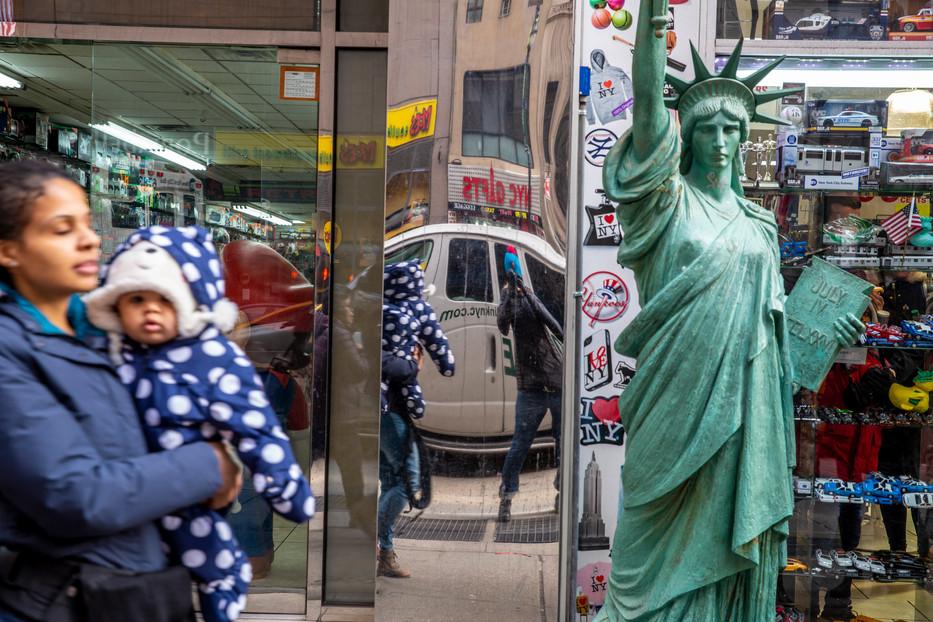 Triptych, NYC