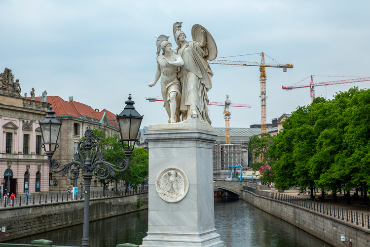 Athena, Berlin