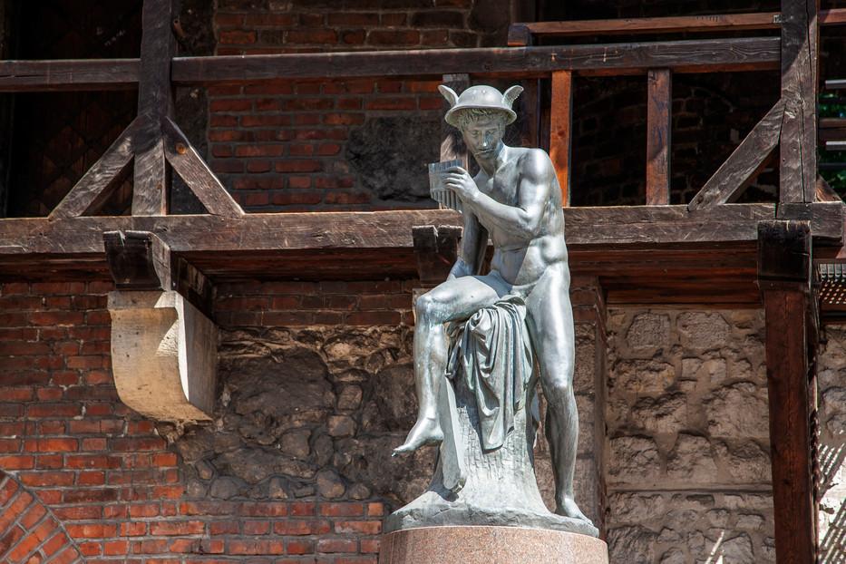 Hermes, Krakow, Poland