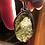 Thumbnail: Moldavite Sterling Pendant