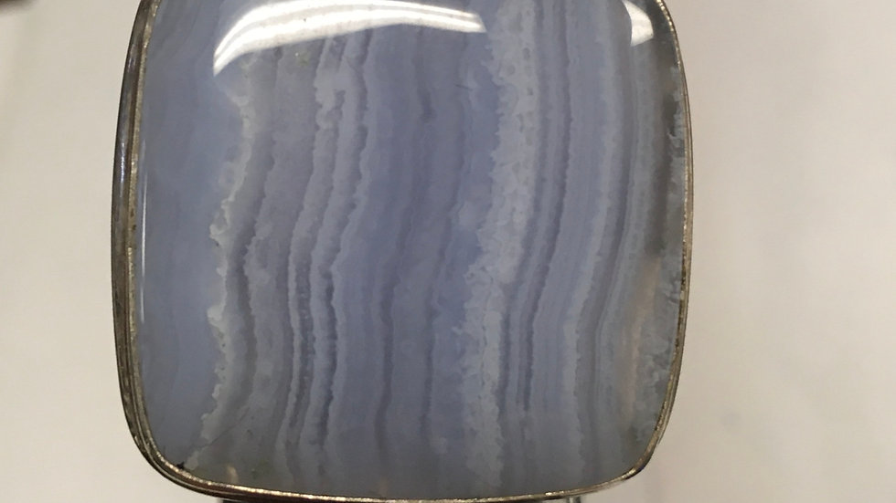 Blue Lace Agate 7