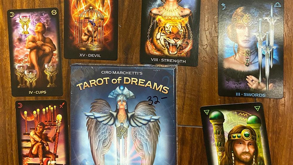 Tarot of Dreams Deck