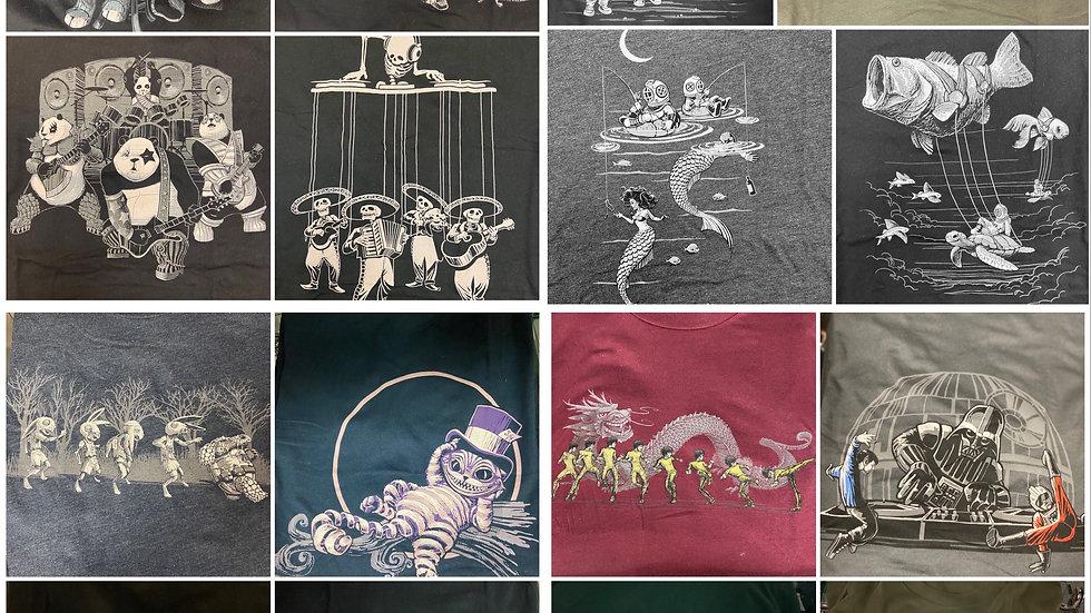 NiteOwl T-Shirts