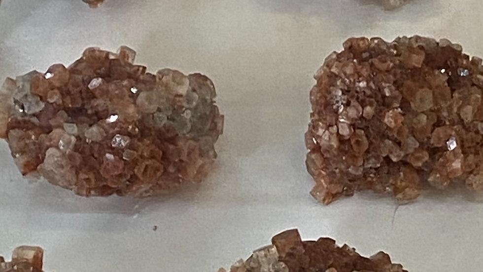 Aragonite  Raw Mini Clusters