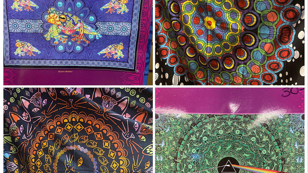 3D Tapestries
