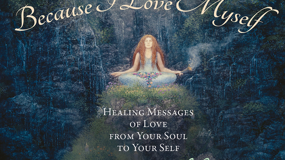 Because I Love Myself Oracle Cards