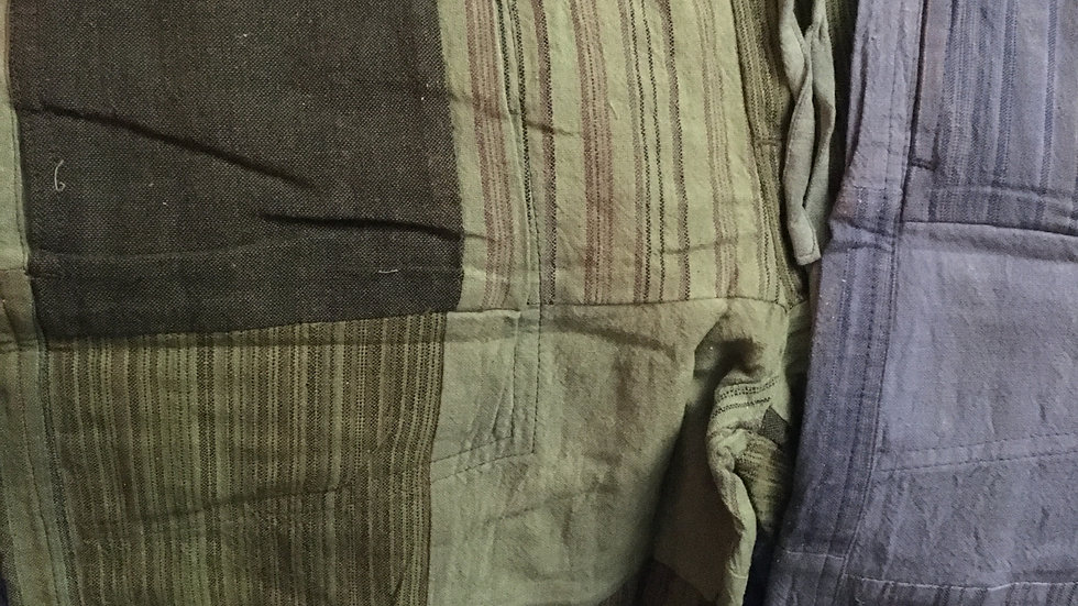 Men's Patchwork Shorts (Medium)