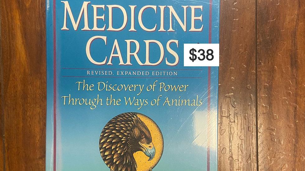 Medicine Cards w/ Book
