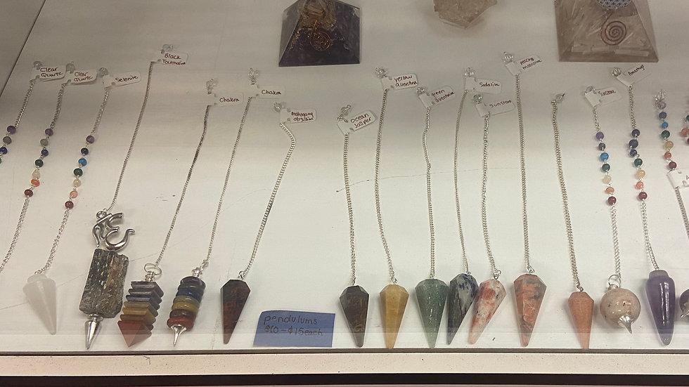 Pendulums & Mats