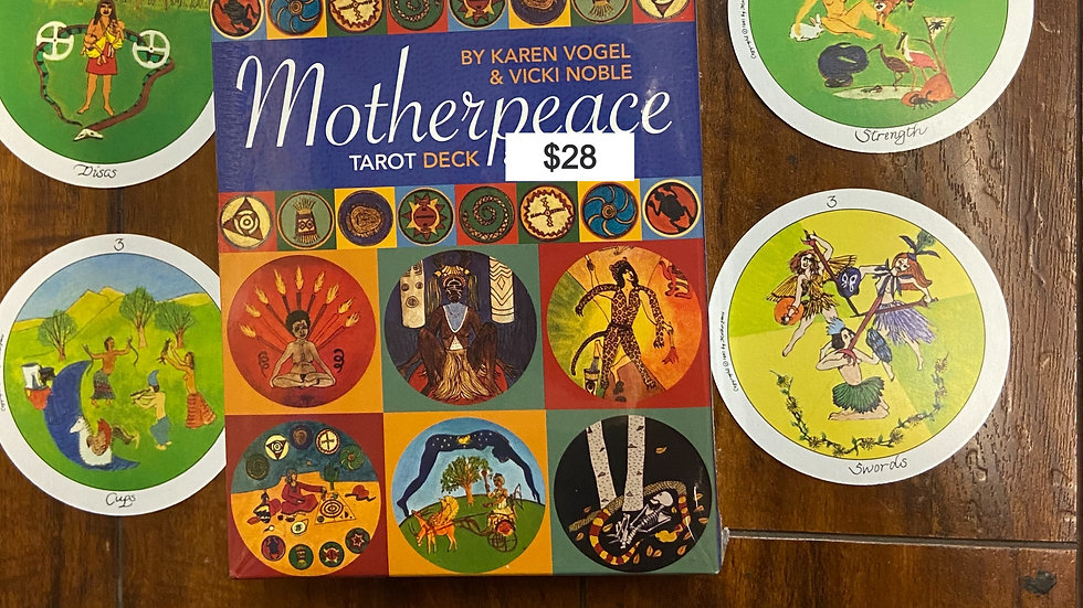 Mother Peace Tarot Deck