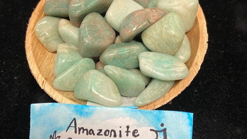 Amazonite pocket Tumbles