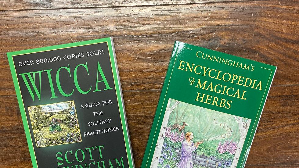 Wicca + Herb Books