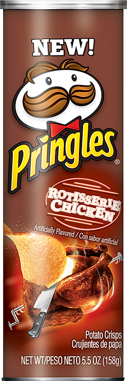 Pringles Rotisserie Chicken