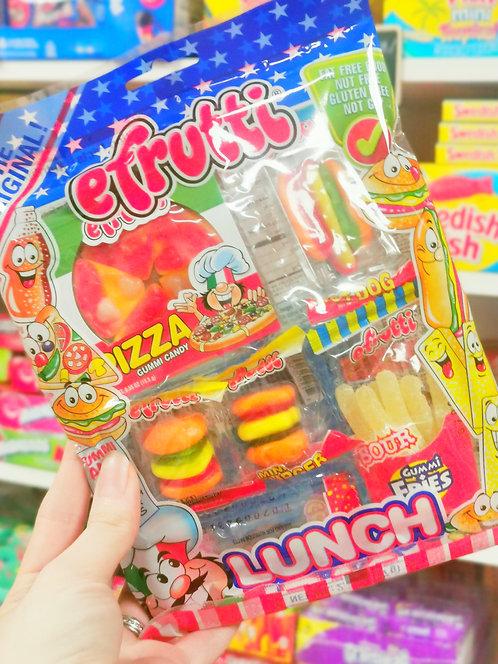 Efrutti Gummi Lunch Bag