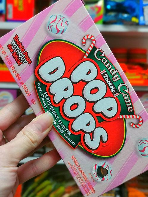 Candy Cane Pop Drops (GF, V)