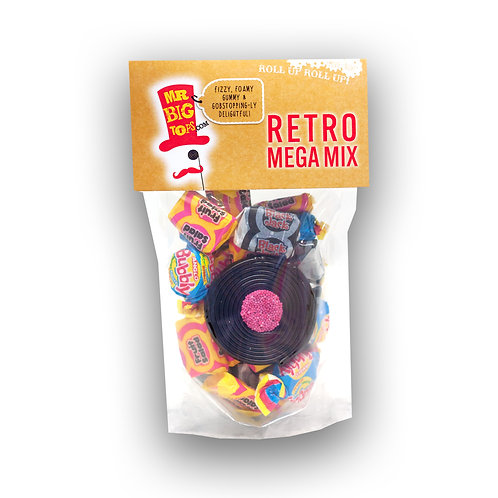 Retro Mega Mix Pouch