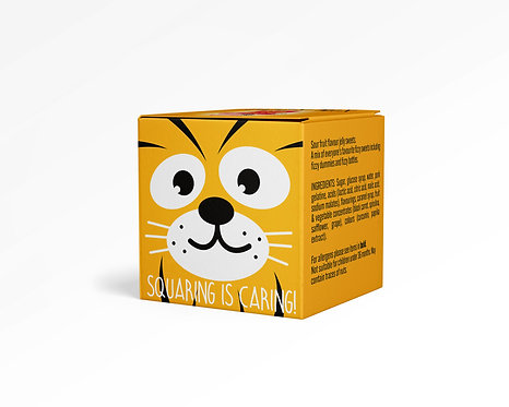 Tiger Sharing Box, Fizzy Mix