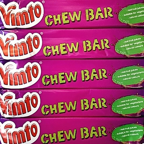 Vimto Bars x10 (V, VE)