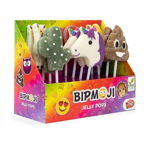 BIPMoji Jelly Pops 20g