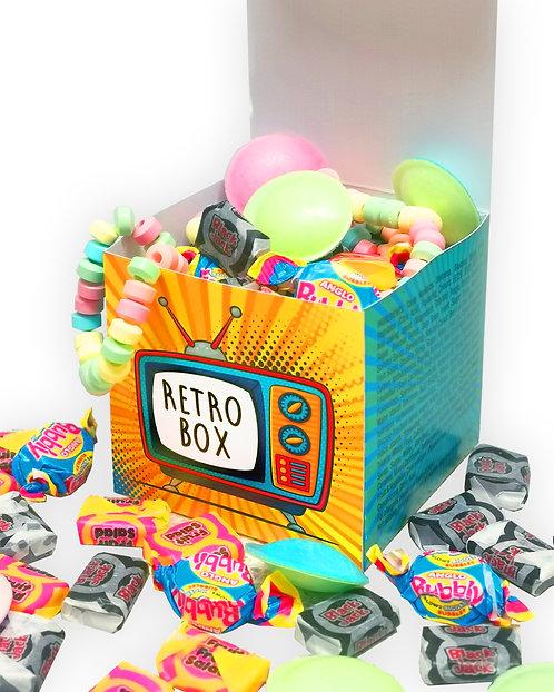 Retro Sweet Cube