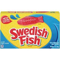 Swedish Fish Box (V, VE)