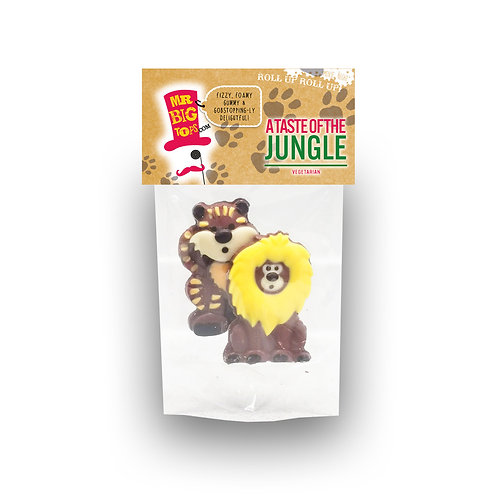 Belgian Chocolate Jungle Pack 1 (V)