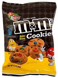 Keebler M&M's Bite Size Cookie