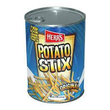 Herr's Original Potato Stix Canister 5oz