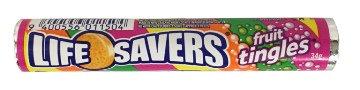Lifesavers - Fruit Tingles (34g)