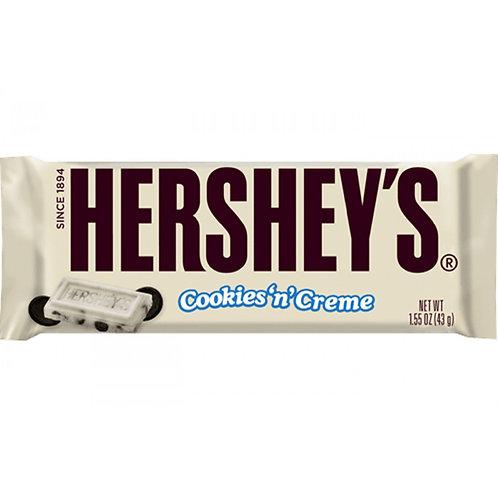 Hersheys Cookies & Cream Bar
