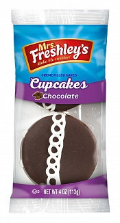 Mrs Freshleys Chocolate Cupcake Twin Pack