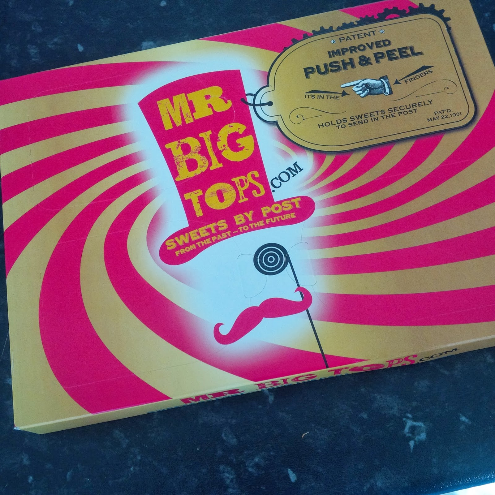 Mr Big Tops Subscription Box