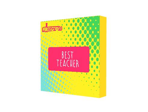 Best Teacher Small Treat Box