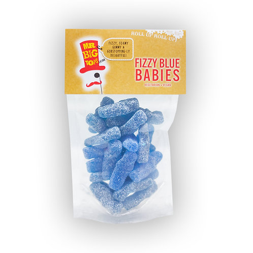 Fizzy Blue Babies (V, VE)