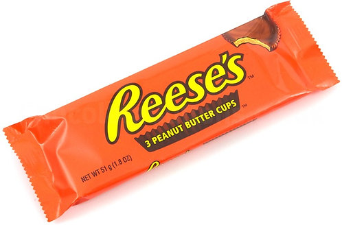 Reeses Peanut Butter Cups 3 Pack
