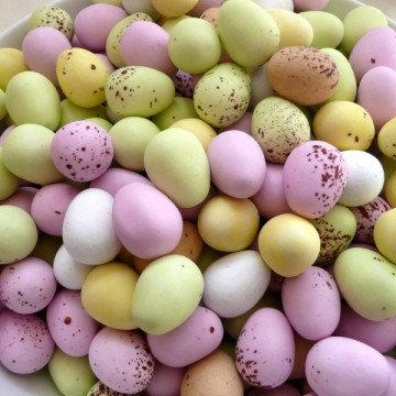 Mini Eggs (V)
